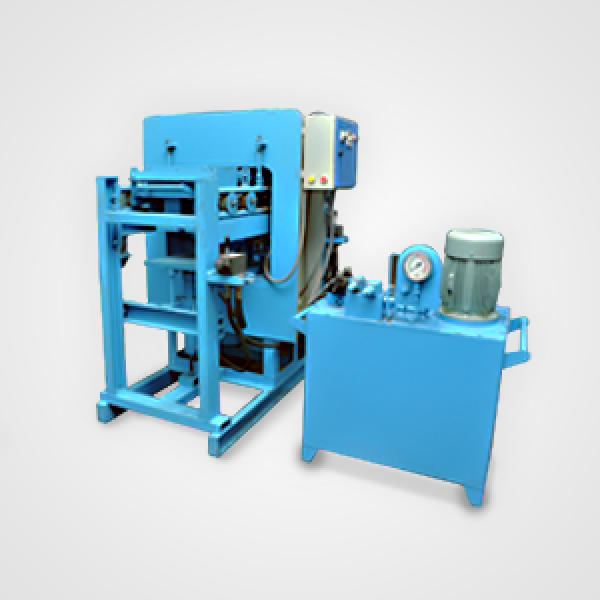 Manual Fly-Ash Bricks Machine